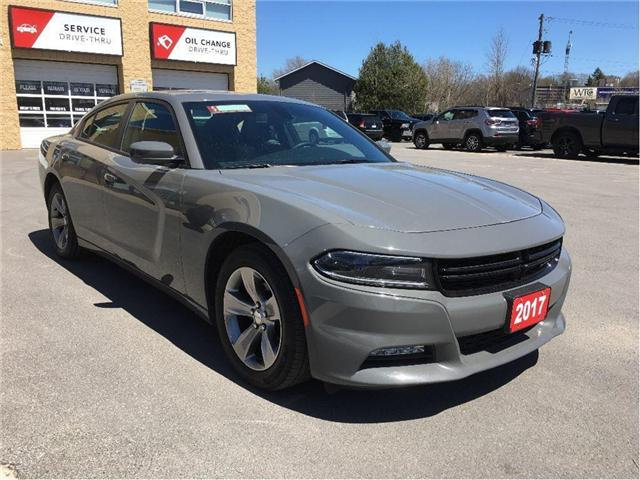 2017 Dodge Charger SXT (Stk: 18P041) in Kingston - Image 1 of 24
