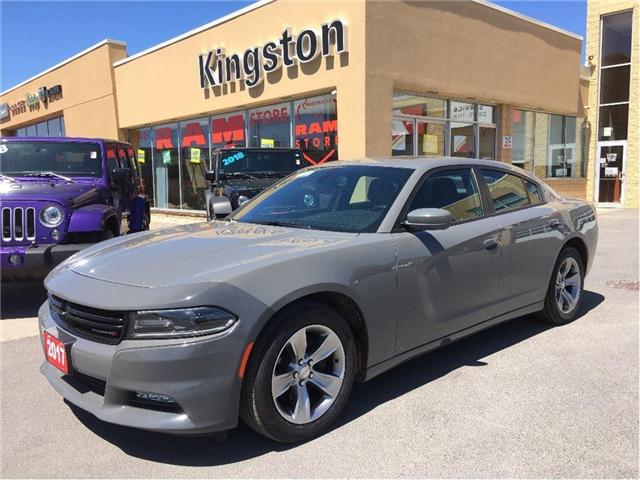 2017 Dodge Charger SXT (Stk: 18P041) in Kingston - Image 2 of 24