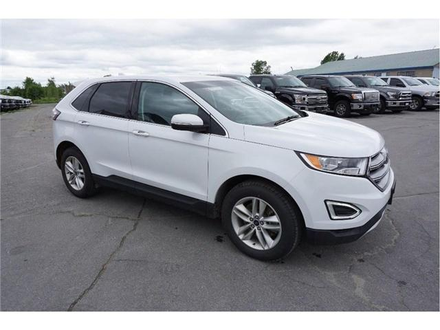 2017 Ford Edge SEL (Stk: 18A062) in Kingston - Image 1 of 22
