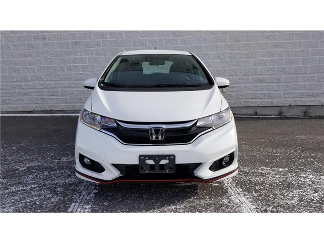 2018 Honda Fit Sport (Stk: 18022) in Kingston - Image 3 of 26