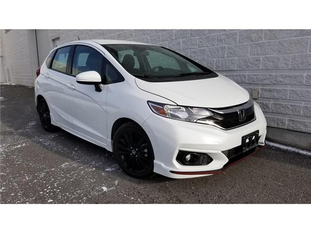 2018 Honda Fit Sport (Stk: 18022) in Kingston - Image 4 of 26