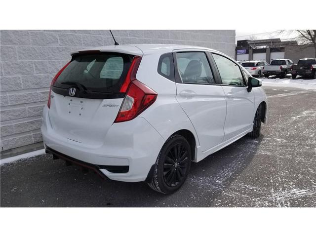 2018 Honda Fit Sport (Stk: 18022) in Kingston - Image 6 of 26