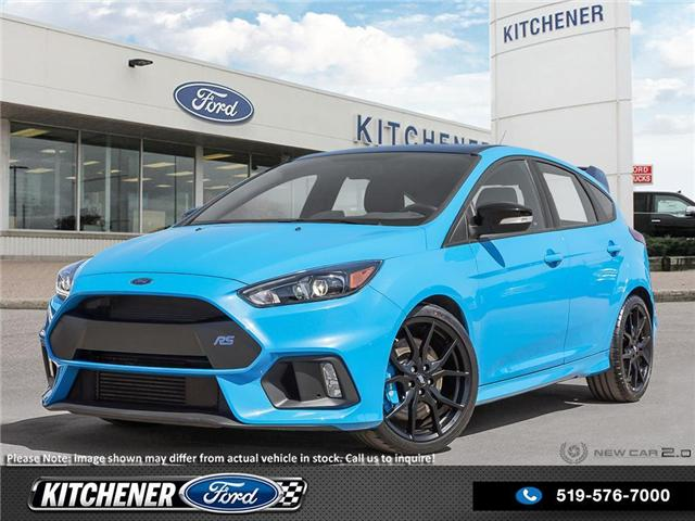 2018 Ford Focus RS Base (Stk: 8C2850) in Kitchener - Image 1 of 23