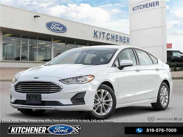 2019 Ford Fusion SE (Stk: 9N0520) in Kitchener - Image 1 of 23