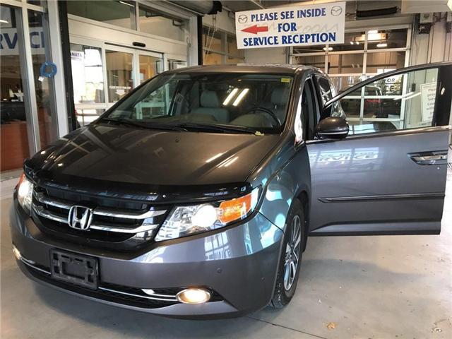 2014 Honda Odyssey Touring (Stk: 10313A) in Ottawa - Image 1 of 20