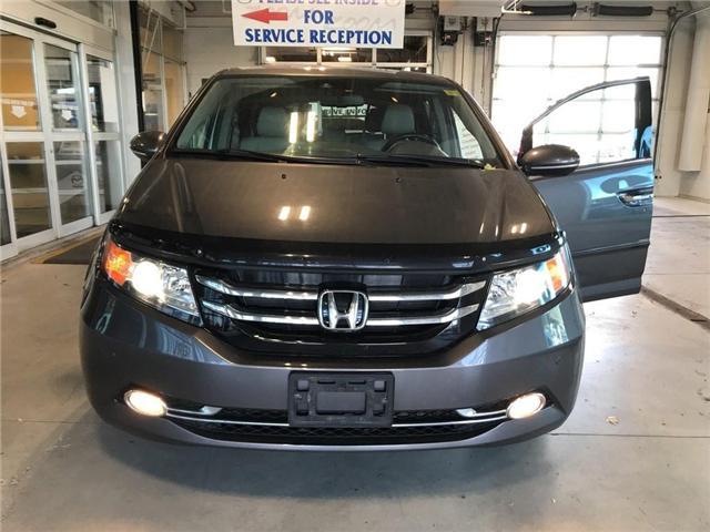 2014 Honda Odyssey Touring (Stk: 10313A) in Ottawa - Image 2 of 20