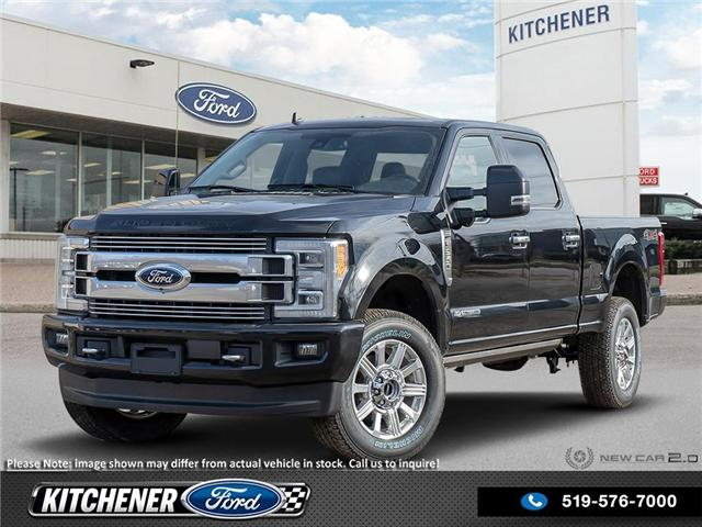 2019 Ford F-250 Limited (Stk: 9S0540) in Kitchener - Image 1 of 23