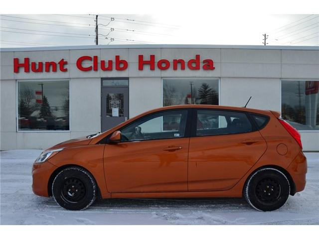 2015 Hyundai Accent  (Stk: Z00197A) in Gloucester - Image 1 of 24