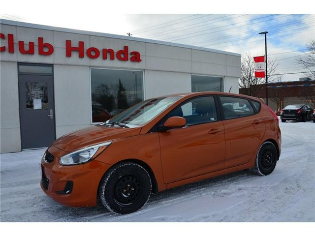 2015 Hyundai Accent  (Stk: Z00197A) in Gloucester - Image 2 of 24