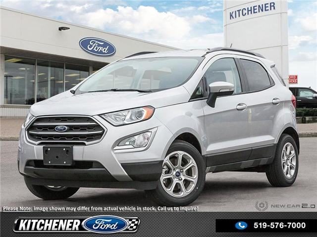 2018 Ford EcoSport SE (Stk: 8R11450) in Kitchener - Image 1 of 23