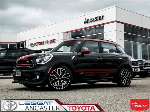 2015 MINI Countryman John Cooper Works (Stk: m323) in Ancaster - Image 1 of 16