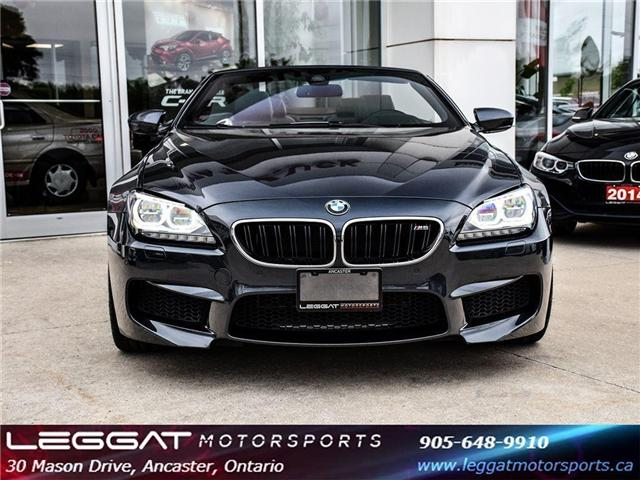 2014 BMW M6 Base (Stk: M166) in Ancaster - Image 2 of 16