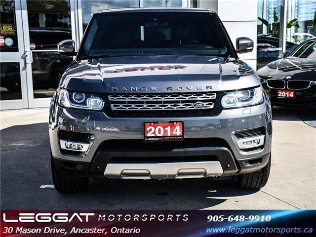 2014 Land Rover Range Rover Sport V8 Supercharged (Stk: M214) in Ancaster - Image 2 of 22