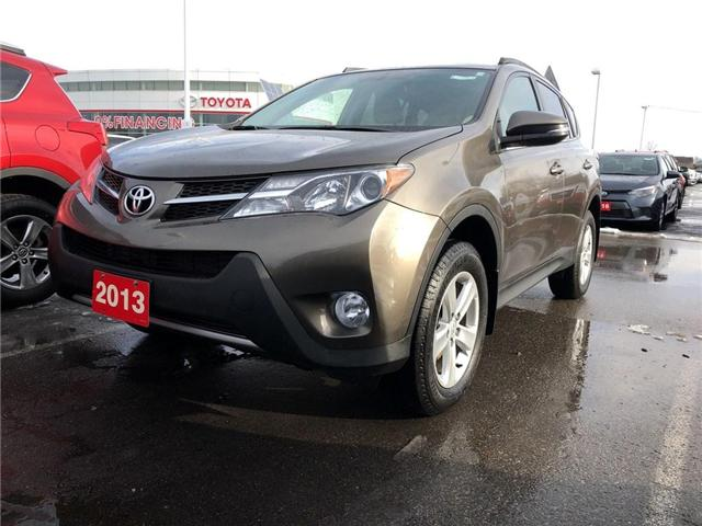2013 Toyota RAV4  (Stk: 181277A) in Whitchurch-Stouffville - Image 1 of 17