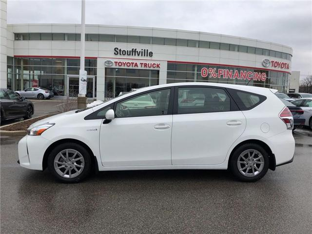2015 Toyota Prius v Base (Stk: P1670) in Whitchurch-Stouffville - Image 2 of 21