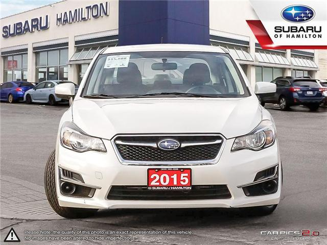 2015 Subaru Impreza 2.0i (Stk: S7264A) in Hamilton - Image 2 of 26