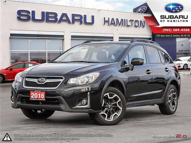 2016 Subaru Crosstrek Limited Package (Stk: S7413A) in Hamilton - Image 1 of 28