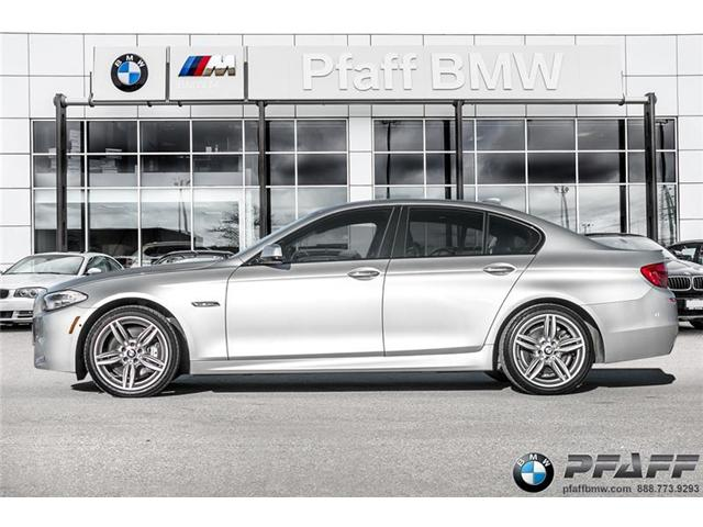 2013 BMW 535i xDrive (Stk: U5232) in Mississauga - Image 2 of 22