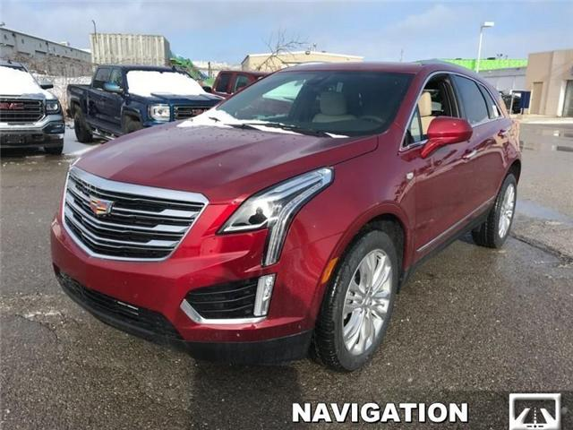 2019 Cadillac XT5 Premium Luxury (Stk: Z201291) in Newmarket - Image 1 of 18