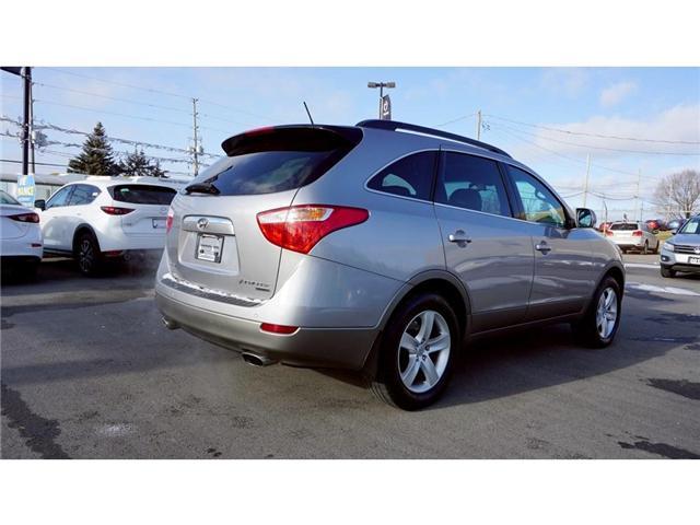 2011 Hyundai Veracruz  (Stk: HN1840A) in Hamilton - Image 6 of 30