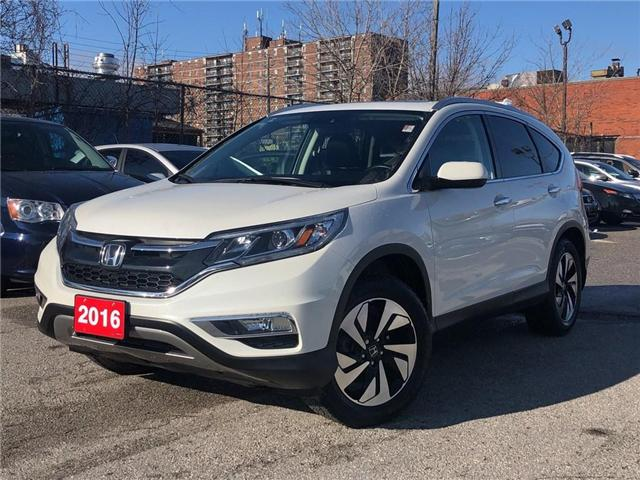 2016 Honda CR-V Touring (Stk: 56718A) in Scarborough - Image 1 of 23