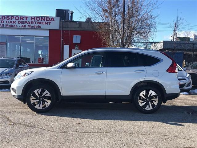 2016 Honda CR-V Touring (Stk: 56718A) in Scarborough - Image 2 of 23