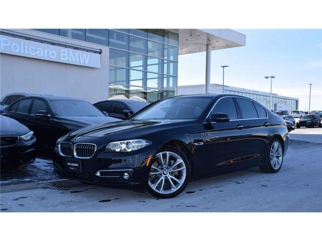 2015 BMW 535i xDrive (Stk: P548918) in Brampton - Image 1 of 13