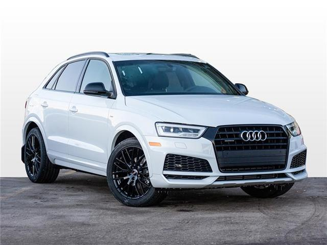 2018 Audi Q3 2.0T Technik (Stk: N4754) in Calgary - Image 1 of 22