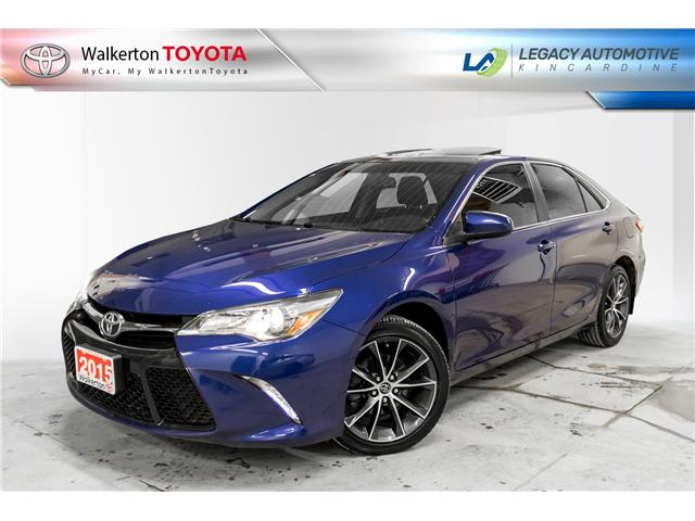 2015 Toyota Camry XSE (Stk: 18189A) in Walkerton - Image 1 of 19