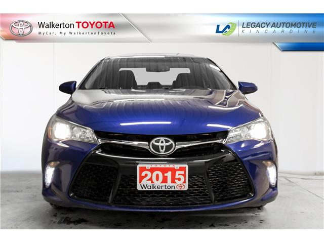 2015 Toyota Camry XSE (Stk: 18189A) in Walkerton - Image 2 of 19
