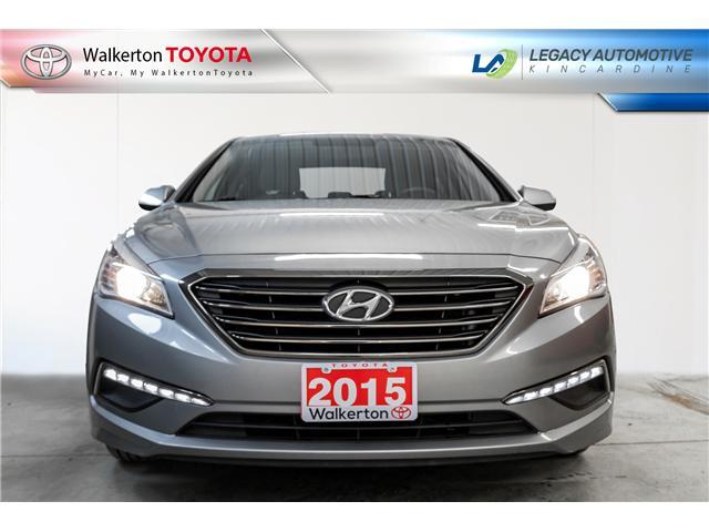 2015 Hyundai Sonata GL (Stk: P7117A) in Walkerton - Image 2 of 18