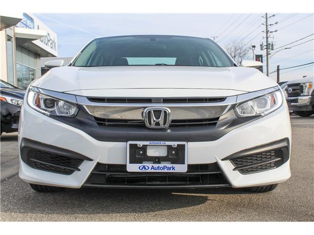 2018 Honda Civic LX (Stk: 18-007993) in Mississauga - Image 5 of 21