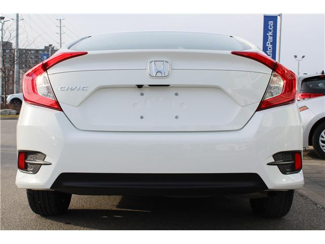2018 Honda Civic LX (Stk: 18-007993) in Mississauga - Image 6 of 21