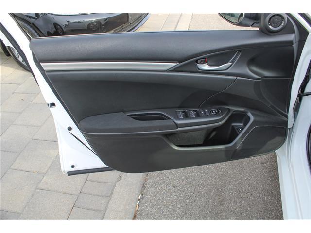 2018 Honda Civic LX (Stk: 18-007993) in Mississauga - Image 8 of 21