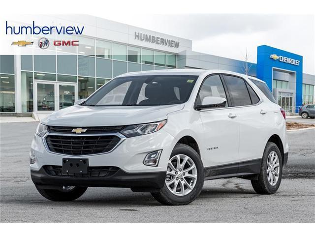 2019 Chevrolet Equinox LT (Stk: 19EQ157) in Toronto - Image 1 of 20