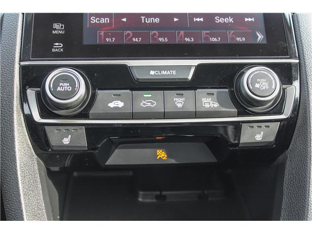2018 Honda Civic LX (Stk: 18-007993) in Mississauga - Image 16 of 21