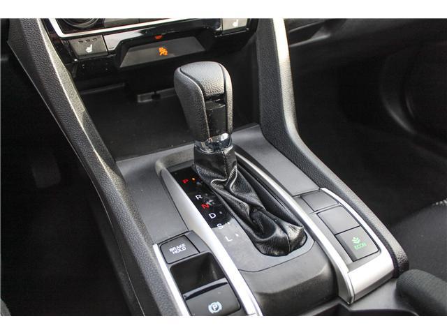 2018 Honda Civic LX (Stk: 18-007993) in Mississauga - Image 17 of 21