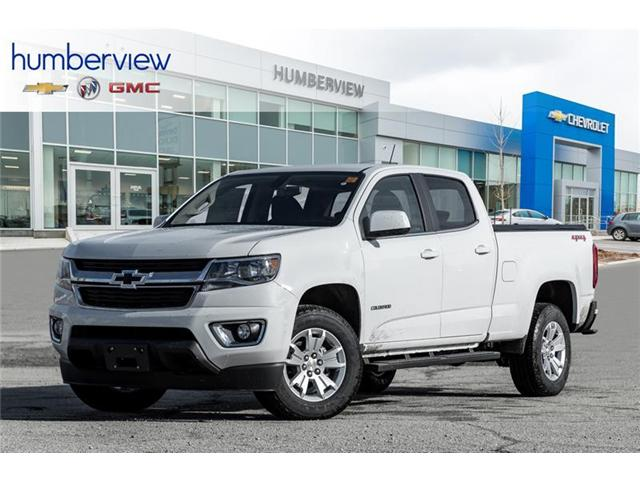 2019 Chevrolet Colorado LT (Stk: 19CL022) in Toronto - Image 1 of 19