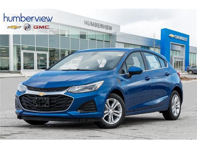 2019 Chevrolet Cruze LT (Stk: 19CZ034) in Toronto - Image 1 of 20
