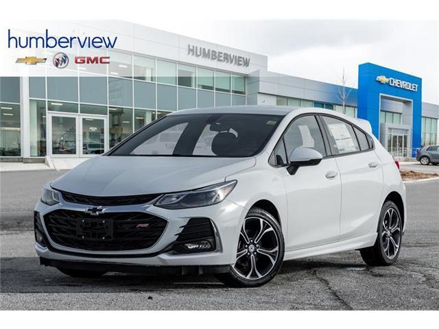2019 Chevrolet Cruze LT (Stk: 19CZ035) in Toronto - Image 1 of 19