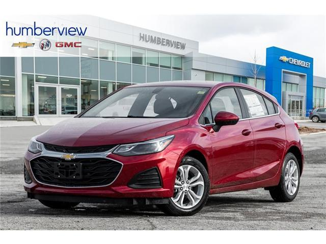 2019 Chevrolet Cruze LT (Stk: 19CZ036) in Toronto - Image 1 of 20