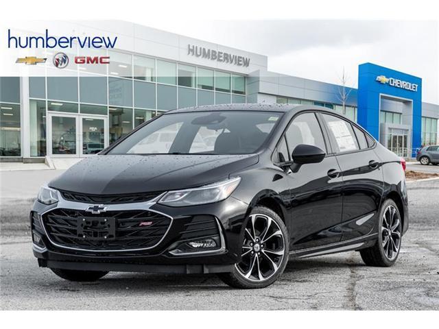 2019 Chevrolet Cruze Premier (Stk: 19CZ044) in Toronto - Image 1 of 21