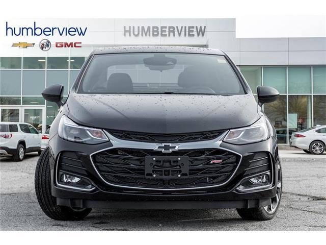 2019 Chevrolet Cruze Premier (Stk: 19CZ044) in Toronto - Image 2 of 21