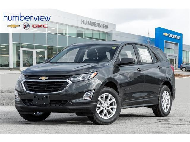 2019 Chevrolet Equinox LS (Stk: 19EQ159) in Toronto - Image 1 of 19
