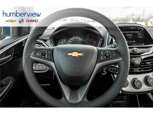 2019 Chevrolet Spark 1LT CVT (Stk: 19SK018) in Toronto - Image 9 of 19
