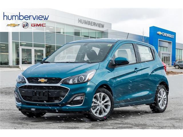 2019 Chevrolet Spark 1LT CVT (Stk: 19SK019) in Toronto - Image 1 of 19