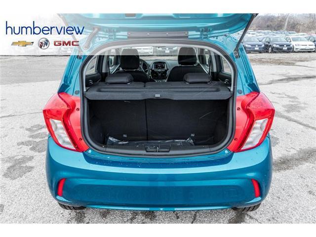 2019 Chevrolet Spark 1LT CVT (Stk: 19SK019) in Toronto - Image 18 of 19
