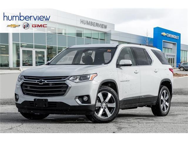 2019 Chevrolet Traverse 3LT (Stk: 19TZ031) in Toronto - Image 1 of 22