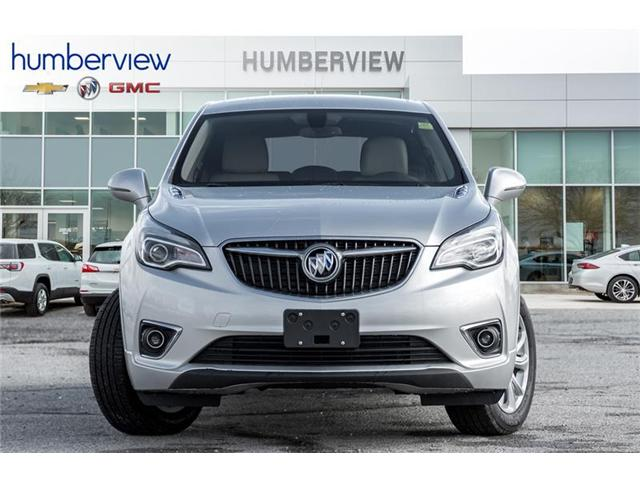 2019 Buick Envision Preferred (Stk: B9N009) in Toronto - Image 2 of 20