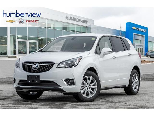 2019 Buick Envision Preferred (Stk: B9N010) in Toronto - Image 1 of 20